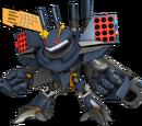 Robot Perisai Tempur Angkasa I