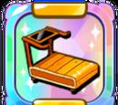 Orange Peel Treadmill