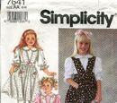 Simplicity 7641 B