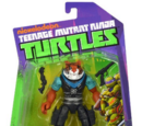 Tiger Claw Action Figures