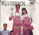 Butterick 5823 B