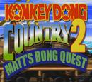Konkey Dong Country 2: Matt's Dong Quest