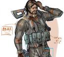 Resident Evil: Revelations Concept Art