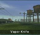 Vapor Knife