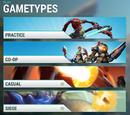 Gametypes