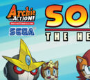 Archie Sonic the Hedgehog Issue 284
