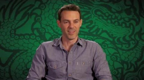 Kung Fu Panda 3 Head of Story Interview - Phillip Craven