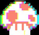 Technocolor Mushroom