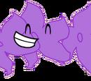 Yterbite characters