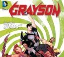 Grayson: We All Die at Dawn (Collected)