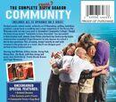 Community The Complete Sixth Season