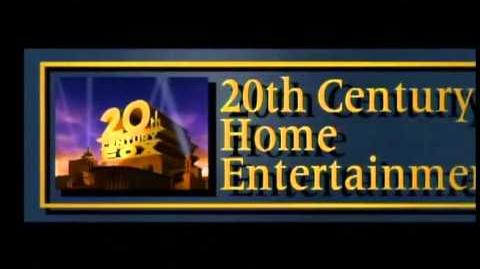 20th Century FOX Home Entertainment (1995-2009) 60p variant (Cut in and early fade out)