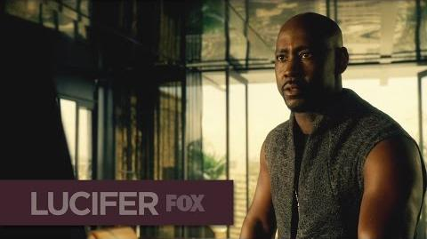 """LUCIFER An Offer from """"Lucifer, Stay. Good Devil"""" FOX BROADCASTING"""