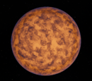 Himmelskörper im Zeta-Oph-System
