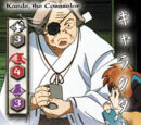 Kaede, the Counselor (Jaki TCG)