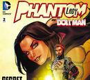 Phantom Lady and Doll Man Vol 1 2