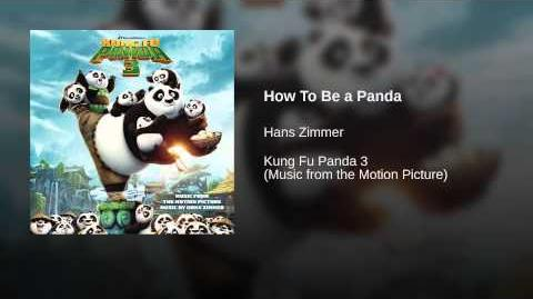 How To Be a Panda - 11 KFP3 soundtrack