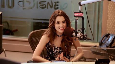 Austin & Ally Cast Interviews Laura Marano Radio Disney