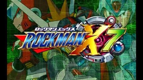 ROCKMAN X7 OPENING FULL HD (CODE CRUSH) (1080P)