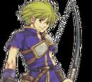 Personajes del Fire Emblem: Fūin no Tsurugi