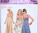 Simplicity 6387 B