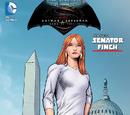 Batman v Superman: Dawn of Justice – Senator Finch