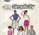 Simplicity 7287 A