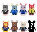 Vinylmation: Zootopia Series