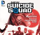 New Suicide Squad: Monsters (Collected)