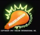 Nickelodeon Productions Light Bulb (1996-2007)