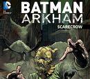 Batman Arkham: Scarecrow (Collected)