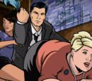 "Screenshots from Episode 1.01 ""Mole Hunt"""