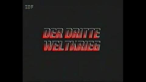 Der Dritte Weltkrieg - Fiktive ZDF Reportage aus dem Jahre 1998