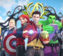 Avengers Academy (Earth-TRN562)/Gallery