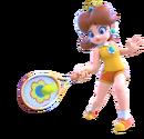 Princess Daisy - Mario Tennis Ultra Smash.png