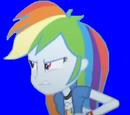 EQG Rainbow Dash