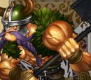 Fearless Warrior Bruno