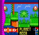 Planeta Flora (Ristar the Shooting Star) (8-bit)