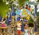 Disney's Magical Moments Parade