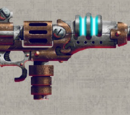 Radium Weapons