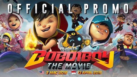 BoBoiBoy The Movie Official Promo 1 (In Cinemas 3 March 2016)