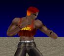 Zack/Dead or Alive Ultimate costumes