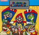 Super Mario Compact Disco