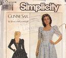 Simplicity 8672 B