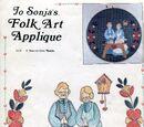 Jo Sonja's Folk Art Applique 5113