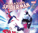 Amazing Spider-Man & Silk: The Spider(fly) Effect Vol 1 1