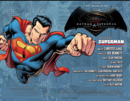 Batman v Superman Dawn of Justice – Superman title page.png