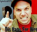 List of Dis Raps For Hire episodes