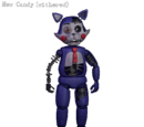 Withered New Candy