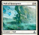 Wall of Resurgence